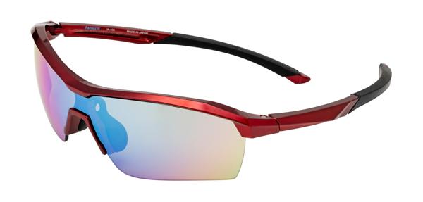 眼鏡市場 i-ATHLETE(アイアスリート) IA-109 カラー:RE(レッド)その4