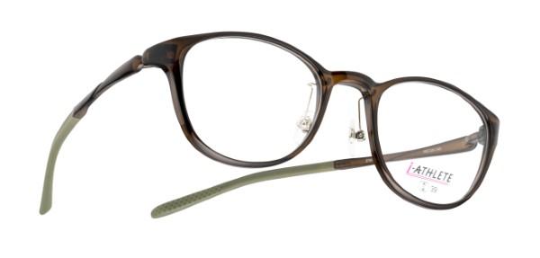 眼鏡市場 i-ATHLETE(アイアスリート) IA-600 カラー:ブラウン(BR)