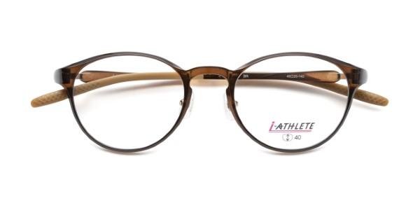 眼鏡市場 i-ATHLETE(アイアスリート) IA-601 カラー:ブラウン(BR)