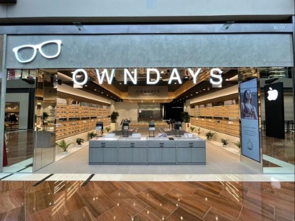 OWNDAYS Singapore MBS Premium Concept Store