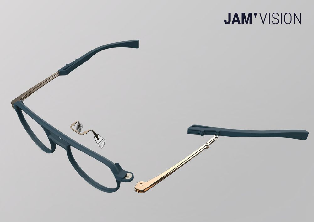 JAM Vision with « Jam Twins »