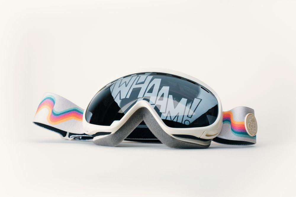 Sunchild Eyewear with « Masque WHAAM»