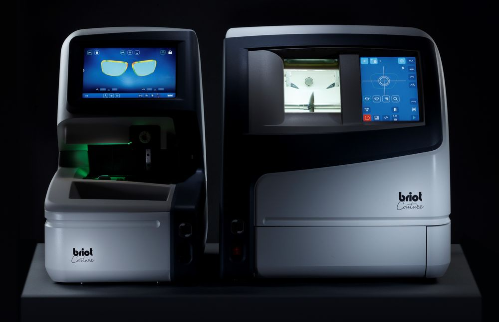 LUNEAU Technology with « BRIOT Couture »