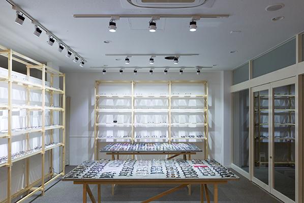 Joy Vision 奈良・オプト松本の店内