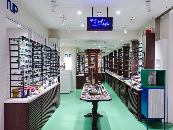 TLIP ルミネエスト新宿店 ※2019年2月撮影